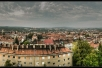 Brno - view from college